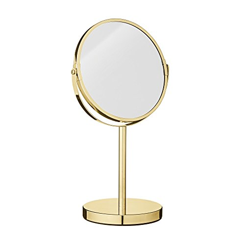Bloomingville Kosmetikspiegel, gold