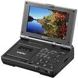 Sony GV HD 700 Portabler Videorekorder (HDV/DV) mit 7`` Display und Memory Stick Slot