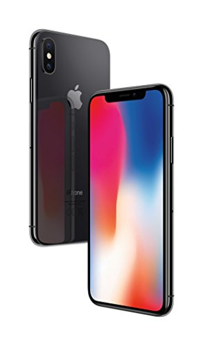 "Apple iPhone X - Smartphone de 5.8"" (64 GB) gris espacial"