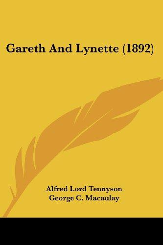 Gareth and Lynette (1892)