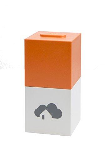 Produktbild homee ZigBee Starterset/Smart Home Zentrale (kompatibel mit: HomeMatic, netatmo, AVM Fritz!, Ikea Tradfri, Philips Hue,UVM.) modular erweiterbar mit Z-Wave & EnOcean [Amazon Alexa kompatibel]