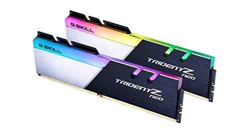 G.Skill DIMM 32 GB DDR4-3600 Kit Arbeitsspeicher, F4-3600C16D-32GTZN, Trident Z