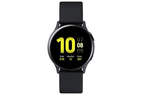 Samsung Galaxy Watch Active2 Aluminium, 44 mm, Bluetooth, Schwarz -