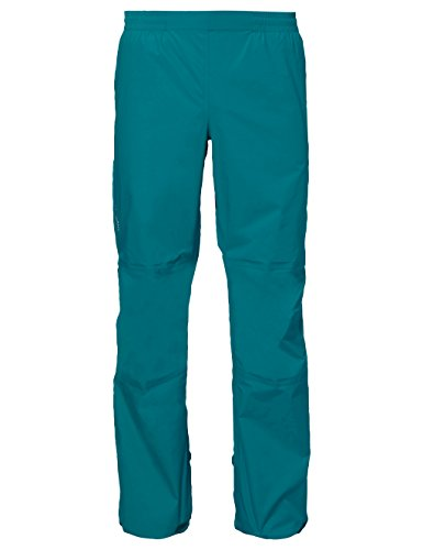 VAUDE Herren Regenhose Drop Pants II Green Spinel