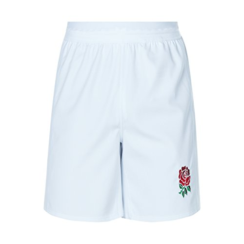 Canterbury England Official 17/18 Men's Home Rugby Shorts