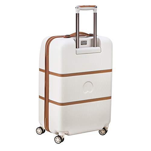 DELSEY PARIS CHATELET AIR Luxus Trolley / Koffer 67cm mit gratis Schuhbeutel und Wäschebeutel 4 Doppelrollen TSA Schloss - 14