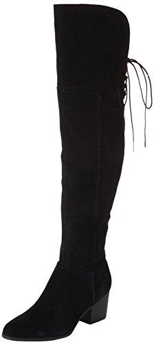 Aldo Women's Jeffres Ankle Boots, Black (Black Suede), 5.5 UK
