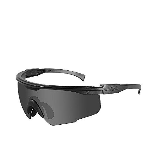 WileyX PT-1 Schießbrille Smoke Green Lenses