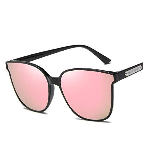 XIAONK Sonnenbrillen Sonnenbrillen mit großem Gestell Trends Polarisierte Herren-Sonnenbrillen@Pink