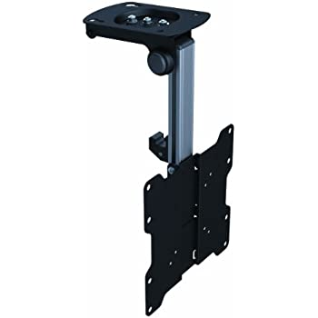 LCD LED TV Flip Down Tilt Swivel Folding Under Cabinet: Amazon.co ...