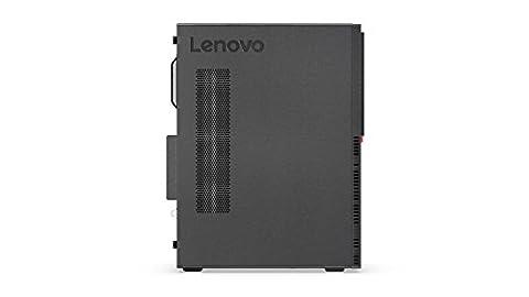 Lenovo 10M90006GE ThinkCentre M710t Mini-Tower Desktop PC (Intel Core i5-7400, 1000GB Festplatte, 8GB RAM, Intel HD Graphics 630, Win 10 Pro, QWERTY (UK keyboard)) schwarz