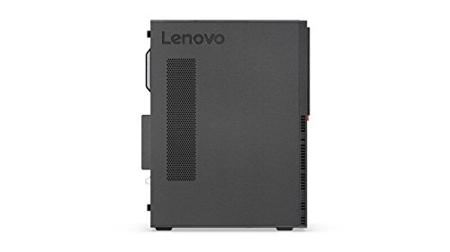 Lenovo 10M90006GE ThinkCentre M710t Mini-Tower Desktop PC (Intel Core i5-7400, 1000GB Festplatte, 8GB RAM, Intel HD Graphics 630, Win 10 Pro, QWERTY (UK keyboard)) schwarz
