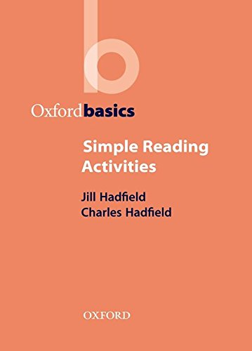 Oxford Basics. Simple Reading Activities