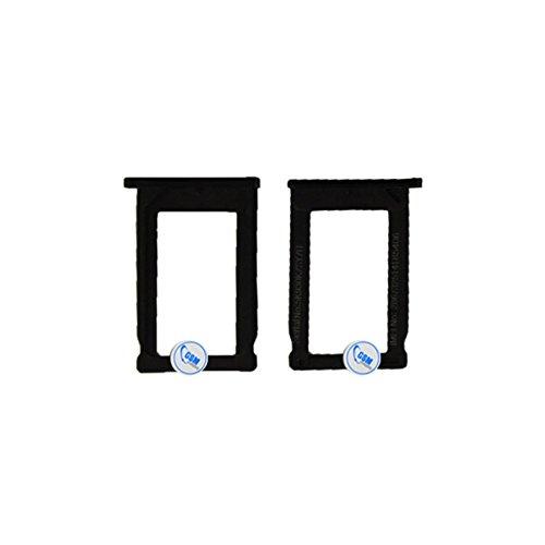 gsm-company*de SIM Karte Halter Card Tray Holder Adapter SIM Slot für iPhone 3G 3GS schwarz # itreu