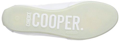 Candice Cooper Rock.bord.vit.traforato, Baskets Basses femme Noir - Noir