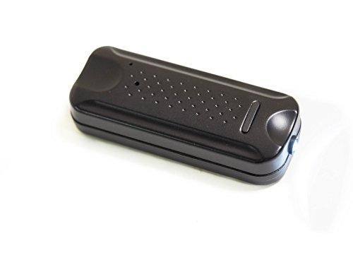 Digitales Diktiergerät, Abhörgerät, Audio Wanze und Taschenlampe in Einem. Laufzeit bis zu 8 Wochen, mit Magnethalter, vielfältige Einstellmöglichkeiten