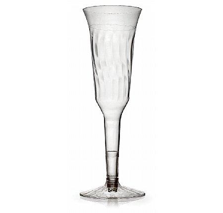 (Fineline Einstellungen Flairware klar 5Oz Zwei Stück champagner Flöte 120Stück)