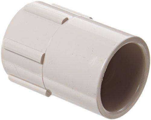 Spears PVC Rohrverschraubungen, UV-beständig, Adapter, Schedule 40, Stecknuss x NPT Buchse, 3/4