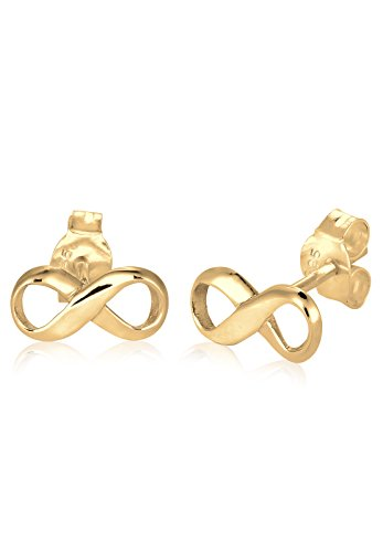 Elli Ohrringe Infinity Unendlichkeit Symbol Liebe