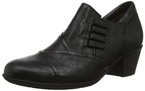 Gabor Shoes Damen Casual Pumps, Schwarz 57, 39 EU