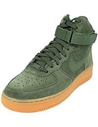 buy online da58c b22cf Nike Air Force 1 High  07 Lv8 Suede, Chaussures de Gymnastique Homme