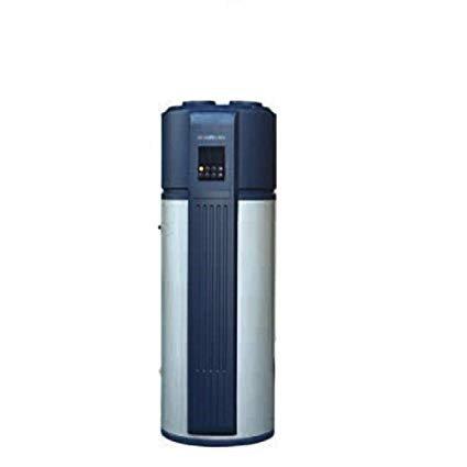 MUNDOCLIMA Aerotermia Bomba de Calor ACS (Agua Caliente Sanitaria) Aerotherm 300 litros con intercambiador Solar