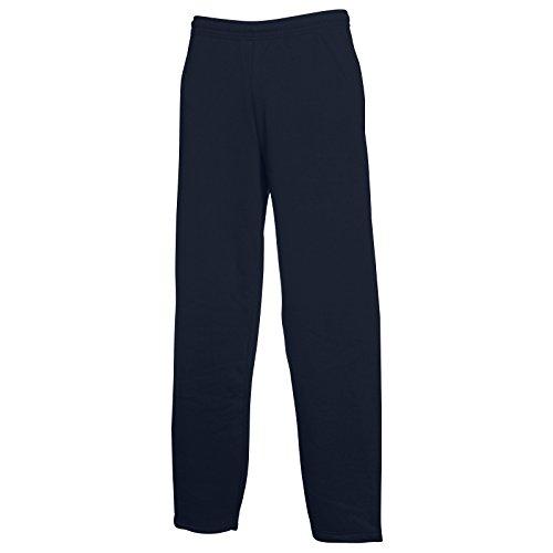 Fruit Of The Loom - Pantalon - Homme Bleu - Deep Navy