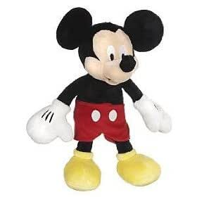"DISNEY MICKEY MOUSE 9"" PLUSH SOFT TOY [Toy]"