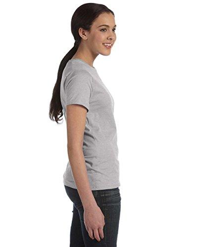 Everybody's Gay auf American Apparel Fine Jersey Shirt Rosa