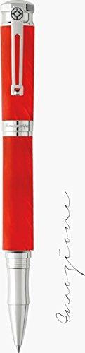 "Montegrappa ""Emozione Tintenroller, rot"