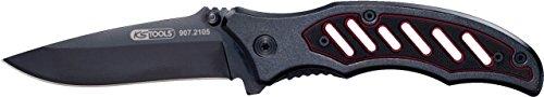 KS Tools Klappmesser mit Tasche,193mm 115mm, geschlossen, 907.2105