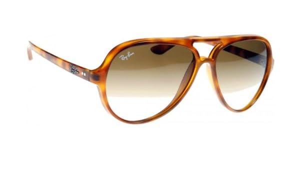 3fc70ddeca1c86 Ray-Ban CATS 5000 Orange Havana 803 51  Amazon.co.uk  Clothing