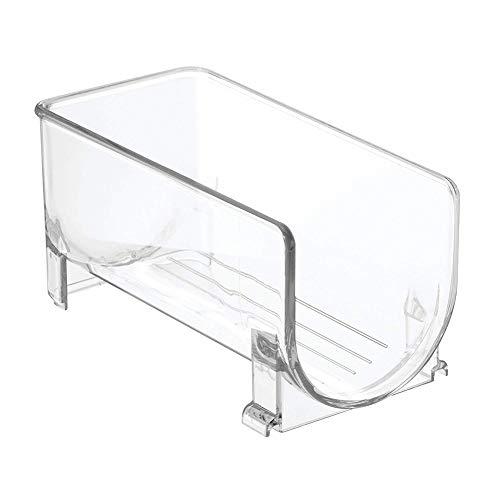 Gekühlte Arbeitsplatte (Zchui Weinregal Lagerung Flasche Arbeitsplatten Display Regal Veranstalter Küchenschrank Halter stapelbar Lagerung)