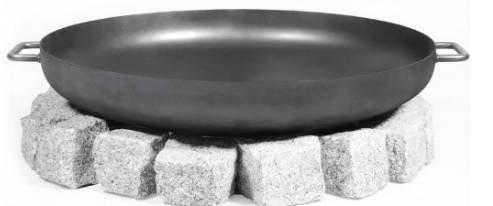 Preisvergleich Produktbild BBQ XXL-Feuerschale 70cm Rico