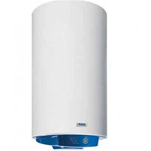 Ariston Thermo Elba 100 - Termo Eléctrico Vertical Fleck Elba10020 Con Capacidad De 100 Litros