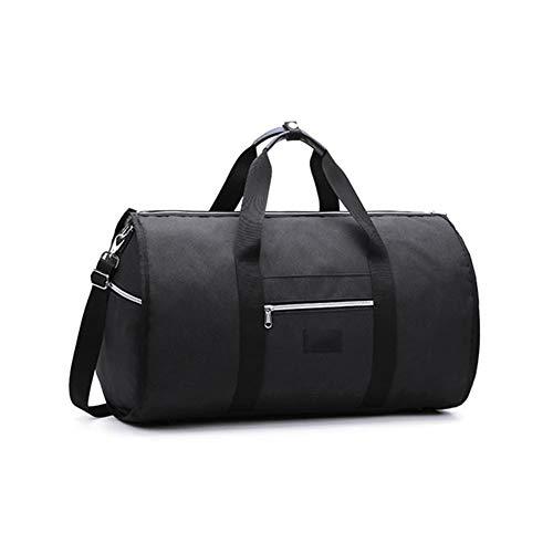 Garment Carrier Kleidersack (Equickment 2 In 1 Hanging Suit Reisetasche Gepäck Duffle Kleidersäcke mit Schultergurt)