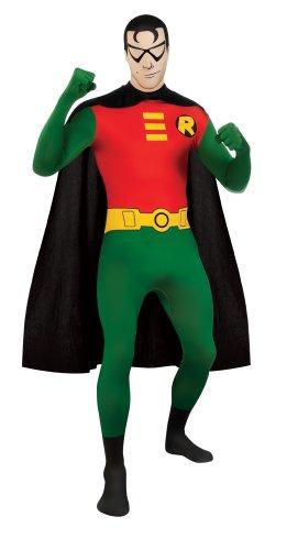 Rubie's Offizielles Herren Robin 2nd Skin, Erwachsene Kostüm?Große Preisvergleich