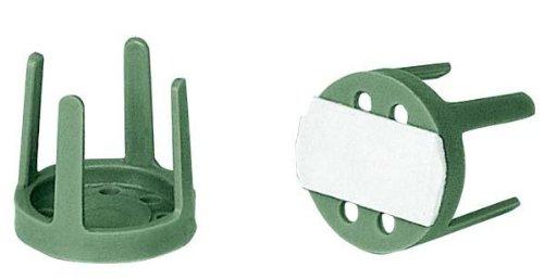 DN-Dekor 080-0041-203 - Pinholder für Steckschaum - Floristikbedarf, 5 Stck