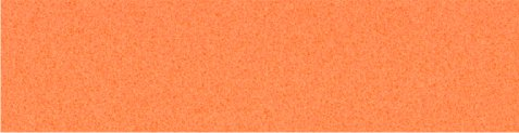 Meyercordt GmbH Moosgummi-Platten, 3mm, 40x30cm Orange