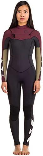 2017 Billabong Ladies Ladies Ladies Salty Dayz 3 2mm Chest Zip Wetsuit MULBERRY F43G15 Dimensiones- - Ladies 8B073NZMJQKParent | Exquisite (medio) lavorazione  | Facile Da Pulire Surface  | Più economico  | Benvenuto  a1588e