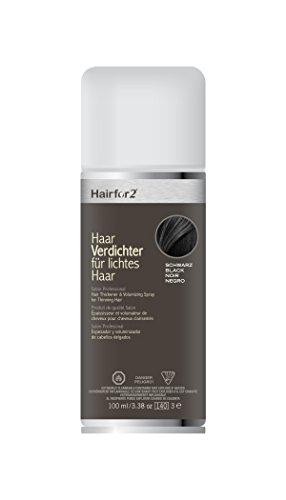 Vorratsangebot! 3 x Hairfor2 Haarverdichtungsspray 100ml (Hellbraun)