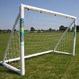 Samba Fußballtor 1,8 x 1,2 m · Wetterfestes Fussballtor für Kinder · neuartiges Einrastsystem (Safe Locking Model) · 1 Fussballtor Garten 1,8 x 1,2m Fußballtor … (1.8 x 1.2m Fußballtor)