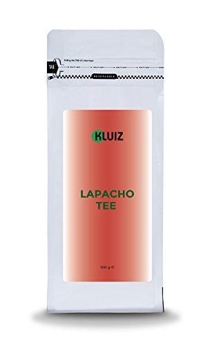 Lapacho Tee - Premium Qualität aus Brasilien - Baumrindentee - KLUIZ