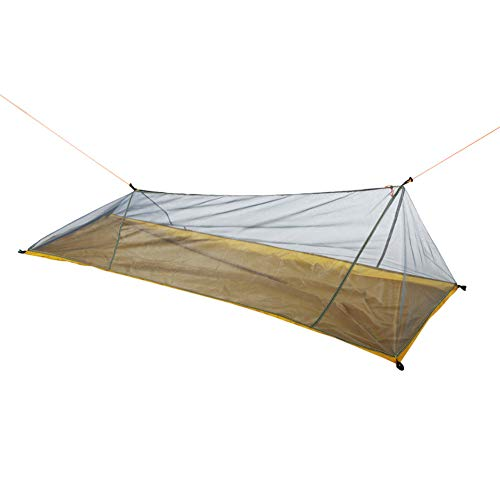 BUYGLI Zelt 1-2 Person Outdoor Mosquito Net Hammock Outdoor Camping Tent Ultralight Mesh Tent Hanging Sleeping Bed Swing Net (2 Swing Personen Outdoor)