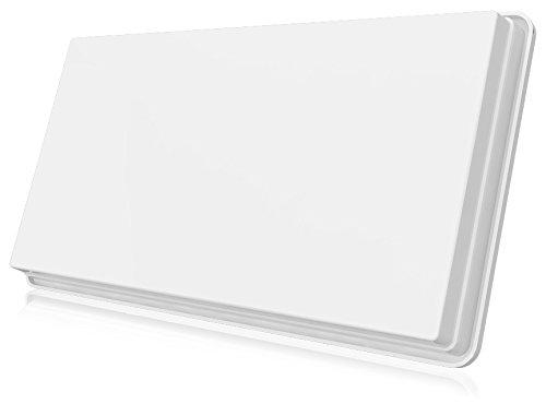 Selfsat H30D1+ Single - Parabólica, blanco [importado de Alemania]