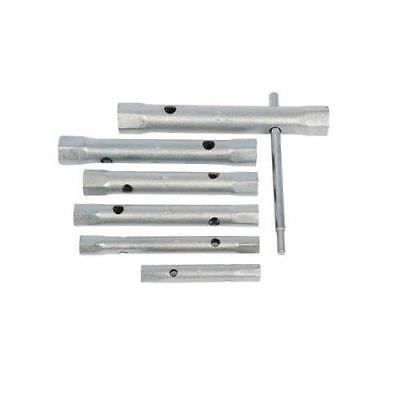 Generic 8-19 mm Mechanische Maschinenbau-Pannenset 8-19 mm DIY Werkzeug Werkzeug Box Maulschlüssel metrisch