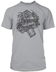 J!NX - Camiseta - para hombre
