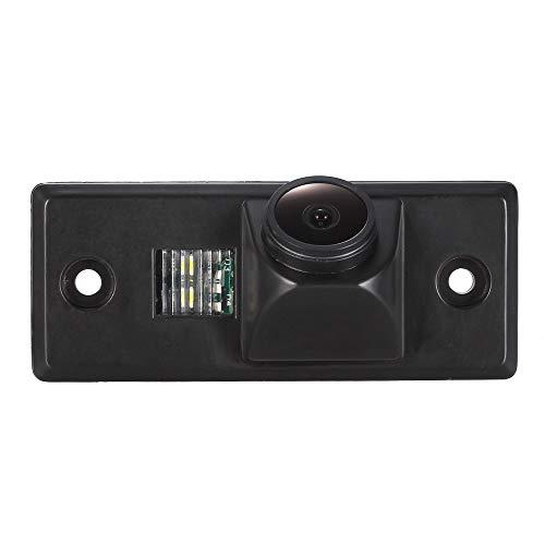 Greatek Parking Caméra HD Super Pro Objectif Vision Nocturne étanche 170 ° Grand Angle Caméra de recul pour Voiture pour VW Passat Cayenne Skoda Scirocco Fabia VW Bora Touareg Tiguan Santana Jetta