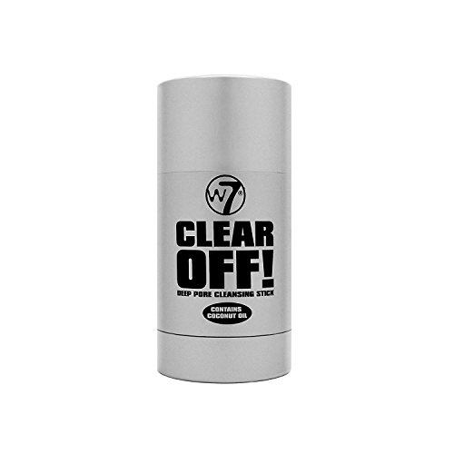 W7 Clear Off Deep Pore Cleansing Stick Contains Coconut Oil 28g (Off Oil Cleanse)