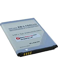 Battery for SAMSUNG GALAXY S3, 3.8V, 2100mAh, Li-Ion